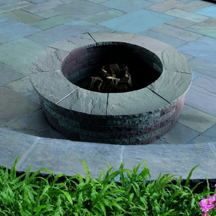 FIREPIT - 'Classicstone' Lakeland-Natural Sandstone with a Cleft Finish