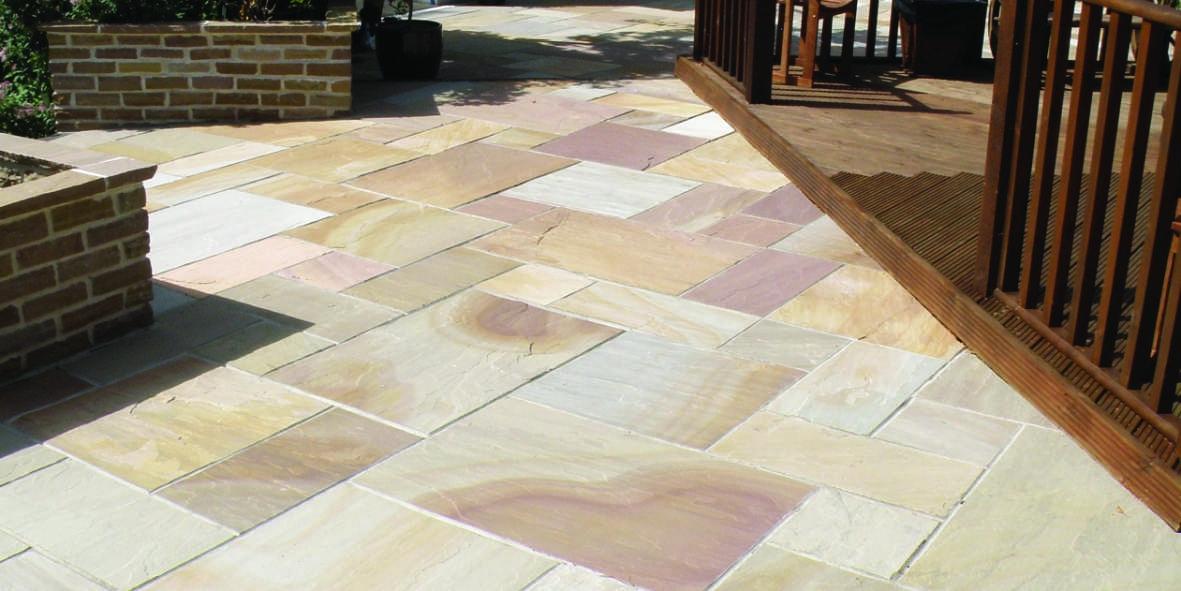 Sandstone sizes